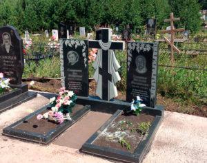 Памятники на могилу гранитные ПомниВек