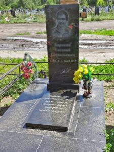 Памятник вертикальный №1 | Вертикальный памятник на могилу