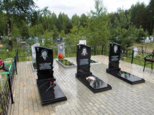 Памятник вертикальный №1 | Вертикальные памятники на могилку, заказать в Гомеле